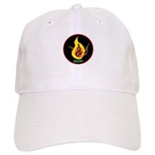 William Flames Baseball Cap