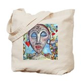 African Regular Canvas Tote Bag
