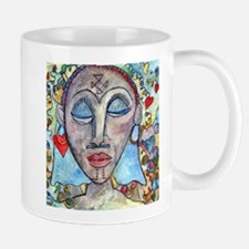 African Valentine Mug