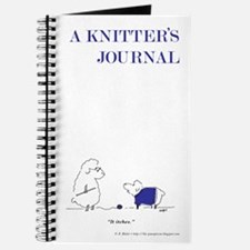 Itchy Lamb Knitter's Journal