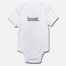 Boat Infant Creeper