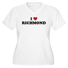 I Love Richmond Virginia T-Shirt