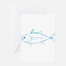 Tuna is Art Greeting Cards (Pk of 20)