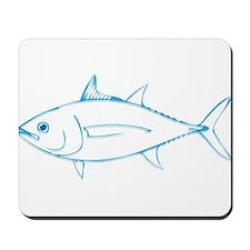 Tuna is Art Mousepad