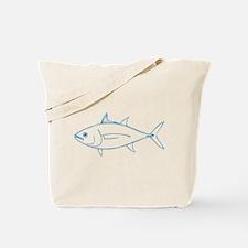 Tuna is Art Tote Bag