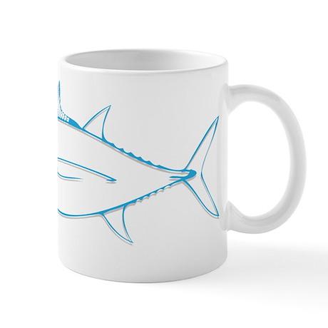Tuna is Art Mug
