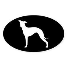 Italian Greyhound Decal