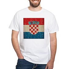 Vintage Croatia Shirt