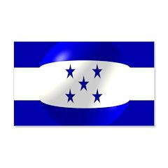 Honduras Flag Wall Decal