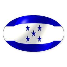 Honduras Flag Decal