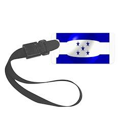 Honduras Flag Luggage Tag