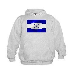 Honduras Flag Hoodie