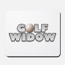 Golf Widow Mousepad