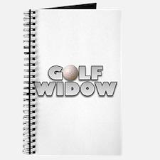 Golf Widow Journal
