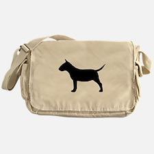 Mini Bull Terrier Messenger Bag