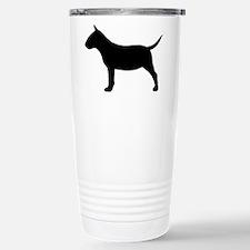 Mini Bull Terrier Travel Mug