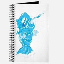 Water Element Narwhal Journal