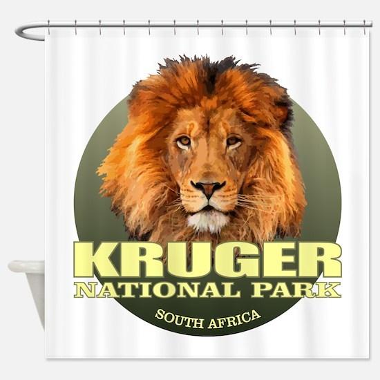 Kruger National Park Shower Curtain