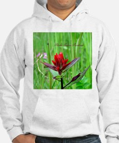 Indian Paintbrush Hoodie