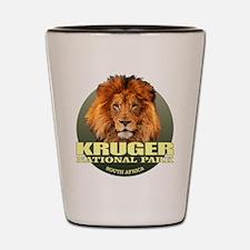 Kruger National Park Shot Glass