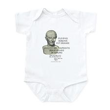 Persistence in Error Infant Bodysuit