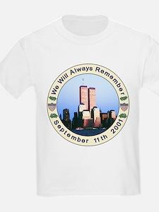 9-11 September 11th T-Shirt