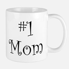 Number One Mom Mug