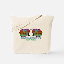 Folly Beach, South Carolina Beaches Tote Bag