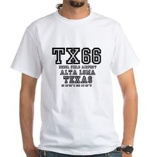 US - TEXAS - AIRFIELD CODES - TX66 - REBEL FIELD W