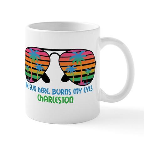 Charleston, South Carolina Beaches Mug