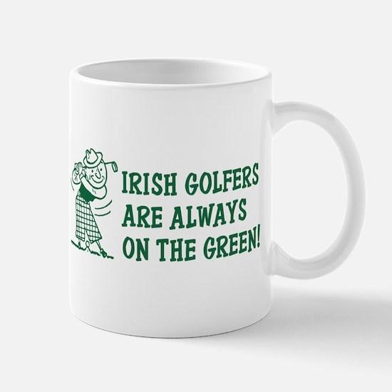 Irish Golfers Mug