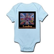 London 2012 Champions of the World Infant Bodysuit