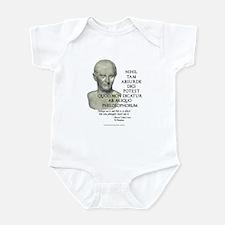 Absurd Philosophy Infant Bodysuit