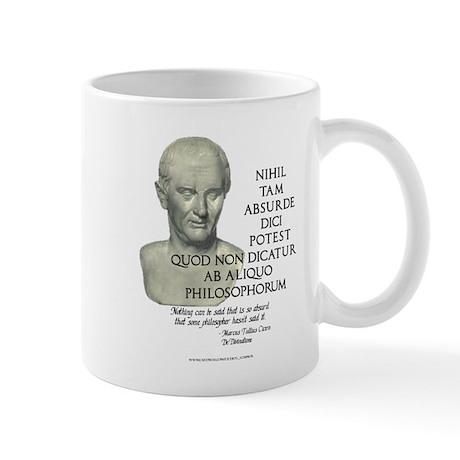 Absurd Philosophy Mug