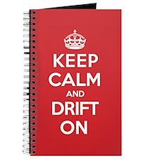 Keep Calm Drift Journal