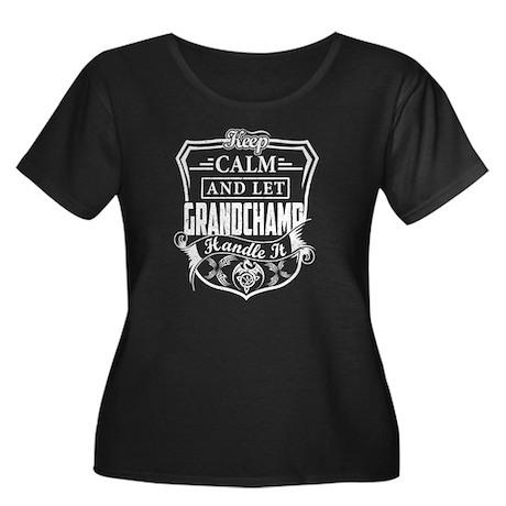 Keep Calm Geocache Women's Raglan Hoodie