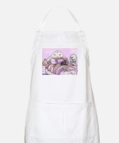 Sighthounds slumber party Apron