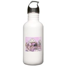 Sighthounds slumber party Water Bottle