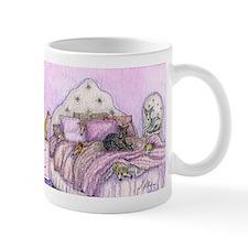 Sighthounds slumber party Small Mugs