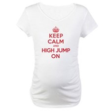 Keep Calm High Jump Shirt