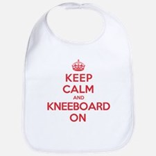 Keep Calm Kneeboard Bib
