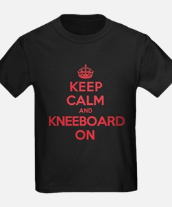 Keep Calm Kneeboard T