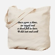 once upon a time4 Tote Bag