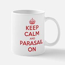 Keep Calm Parasail Mug
