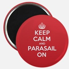 Keep Calm Parasail Magnet