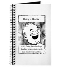 Feign Laughter Dad Journal