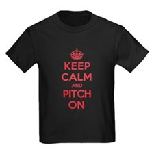 Keep Calm Pitch T