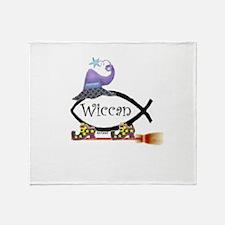 DarWitch Fish.jpg Throw Blanket