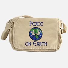 Peace On Earth.jpg Messenger Bag