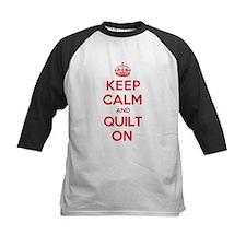 Keep Calm Quilt Tee